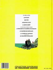 Verso de Freddy Lombard -3- La comète de Carthage