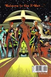 Verso de Ultimate X-Men (2001) -HC01- Ultimate X-Men vol. 1