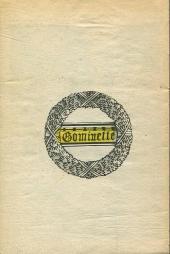 Verso de Gomina -1a- La nuit porte conseil