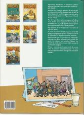 Verso de Les profs -1a2004- Interro surprise