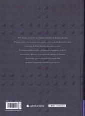 Verso de Apprenti / Ouvrier -2- Ouvrier - Mémoires sous l'occupation Vol.1