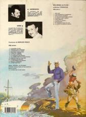 Verso de Bernard Prince -10b1994- Le Souffle de Moloch