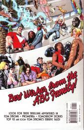 Verso de America's Best Comics (2001) - America's Best Comics 64 pages giant