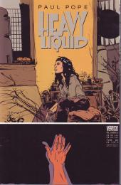 Verso de Heavy Liquid (1999) -5- Issue 5