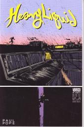 Verso de Heavy Liquid (1999) -4- Issue 4