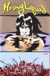 Verso de Heavy Liquid (1999) -2- Issue 2