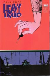 Verso de Heavy Liquid (1999) -1- Issue 1