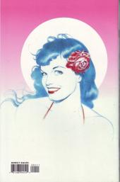 Verso de Bettie Page Comics (1996) - Bettie Page comics