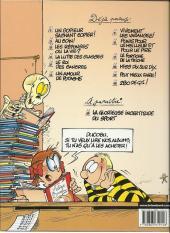 Verso de L'Élève Ducobu -1a2007- Un copieur sachant copier