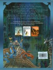 Verso de Les chevaliers d'Émeraude -2- L'Épreuve du Magicien