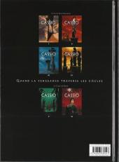 Verso de Cassio -6- L'Appel de la souffrance