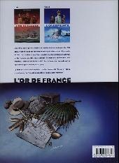Verso de L'or de France -2- 12 milliards sous les tropiques
