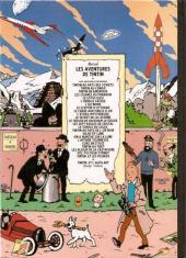 Verso de Tintin - Pastiches, parodies & pirates -PIR- Ovni 666 pour Vanuatu