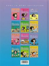 Verso de Mafalda -9a95- Les vacances de Mafalda