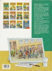 Verso de Les profs -1a2008- Interro surprise