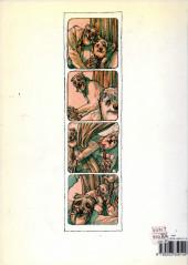 Verso de Léon la Came -1- Léon la came