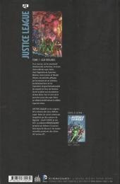 Verso de Justice League (DC Renaissance) -1- Aux origines