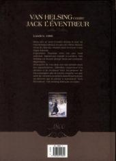 Verso de Van Helsing contre Jack l'Éventreur -1- Tu as vu le diable
