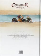 Verso de Excalibur - Chroniques -1- Chant 1 - Pendragon
