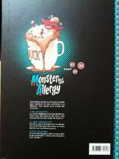 Verso de Monster Allergy Next Gen -3- Tome 3
