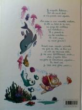 Verso de Ernest & Rebecca -4- Le pays des cailloux qui marchent
