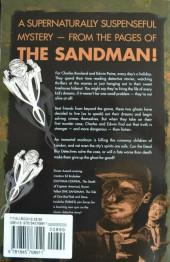 Verso de The sandman Presents: Deadboy Detectives (2001) -1- The secret of immortality (1)