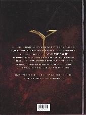 Verso de Yttrium -1- Les Chants cosmiques