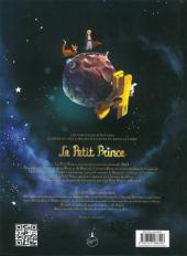 Verso de Le petit Prince (Les Nouvelles Aventures) -8- La Planète des Caropodes