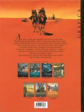 Verso de Les pirates de Barataria -5- Le Caire