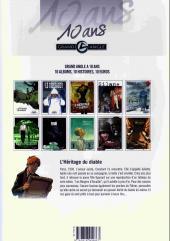 Verso de L'héritage du Diable -1b2009- Rennes-le-château