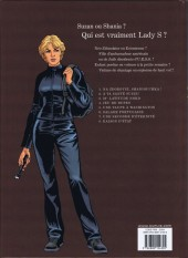 Verso de Lady S. -8- Raison d'état