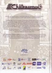 Verso de Châteauroux -2- L'histoire continue - Tome 2 - De 1914 à 2014