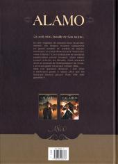 Verso de Alamo -2- Une aube rouge
