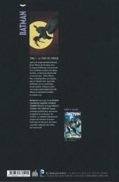 Verso de Batman (DC Renaissance) -1- La Cour des Hiboux