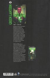 Verso de Green Lantern (DC Renaissance) -1- Sinestro