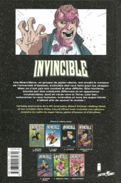 Verso de Invincible -7- Mars attaque !