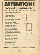 Verso de La paperasse perdue - Tome MR2261