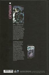 Verso de Catwoman (DC Renaissance) -1- La Règle du jeu