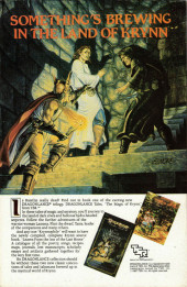 Verso de New Mutants (The) (1983) -53- Seduced & Abandoned