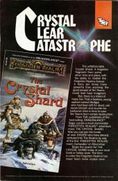 Verso de New Mutants (The) (1983) -64- The Resurrection of Cypher !