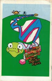 Verso de New Mutants (The) (1983) -68- Illusion!