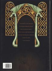 Verso de Merlin - La quête de l'épée -5- Les Dames du lac de feu