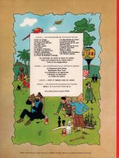 Verso de Tintin (Historique) -9B39- Le crabe aux pinces d'or