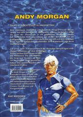 Verso de Andy Morgan -4- Abenteuer in manhattan