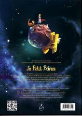Verso de Le petit Prince - Les Nouvelles Aventures -7- La Planète des Amicopes