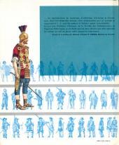 Verso de (AUT) Funcken -U1 1a1979- Le costume et les armes des soldats de tous les temps - Des pharaons à Louis XV