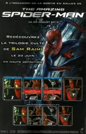 Verso de Spider-Man Universe (Marvel France - 1re Série) -2- Osborn