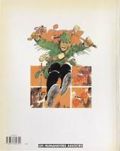 Verso de Sergent Kirk -5- Sergent Kirk 5