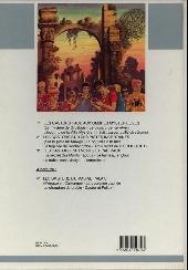 Verso de Tout Mitacq -3- Les Castors - Par monts et par vaux