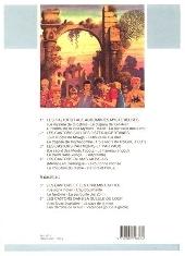 Verso de Tout Mitacq -4- Les Castors - Du mas au palais
